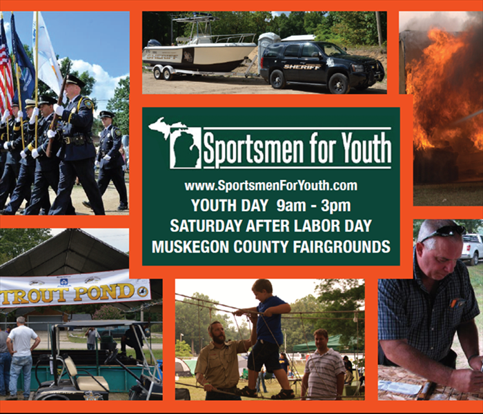 2015 Fire Prevention Event & Sportsmen for Youth Event