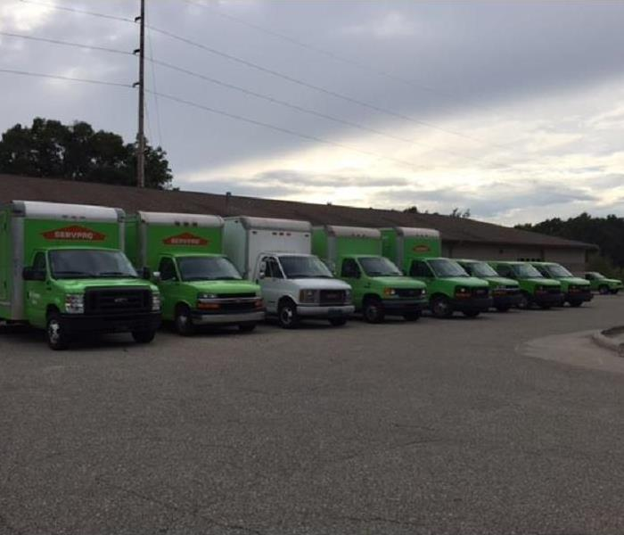 SERVPRO Fleet/Uniforms