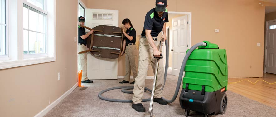 Muskegon, MI residential restoration cleaning